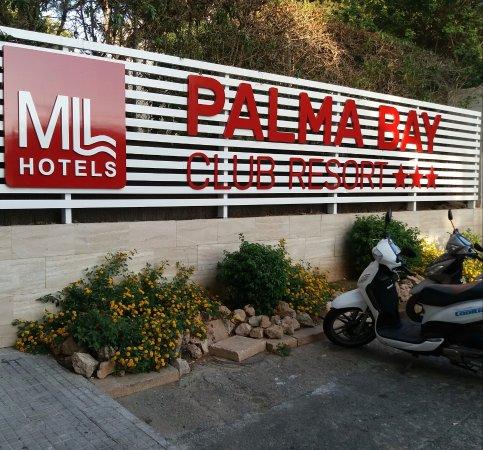 Palma Bay Club Resort : hotel
