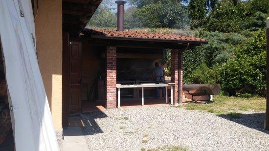 Cerrione, Italy: Grigliata di Ferragosto