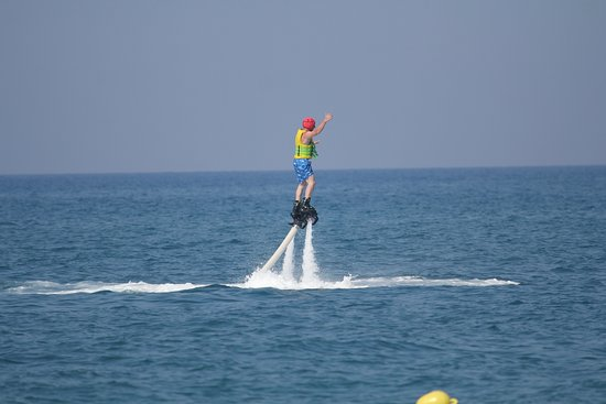 Adelianos Kampos, Greece: Flyboard