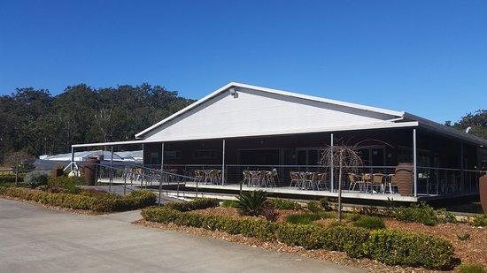 Nelson Bay, Australia: This is the restaurant