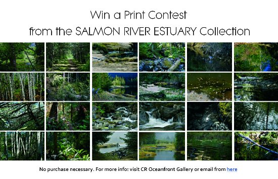 Campbell River, Canada: Win a Print Contest !