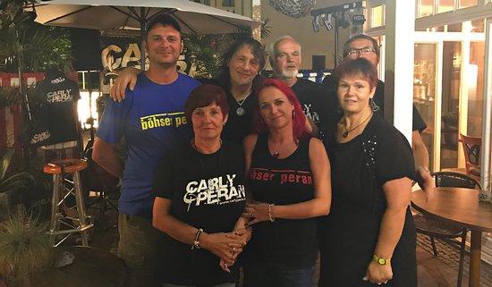 Ostseebad Baabe, Alemania: CARLY PERAN & Fans