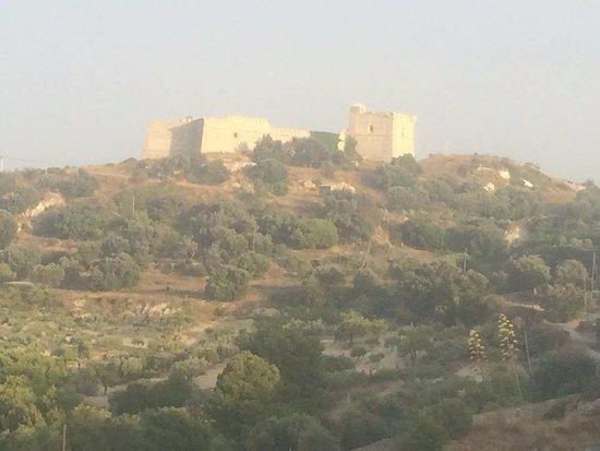 Licata, إيطاليا: Il Forte da nord