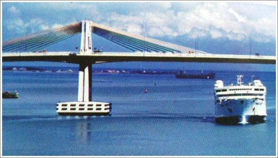 Marcelo Fernan Bridge : another perspective