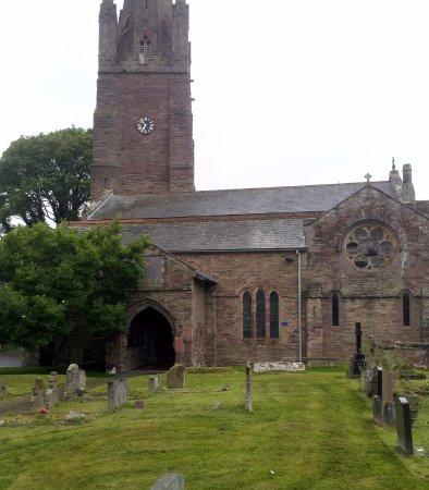 Weobley, UK: Village Church