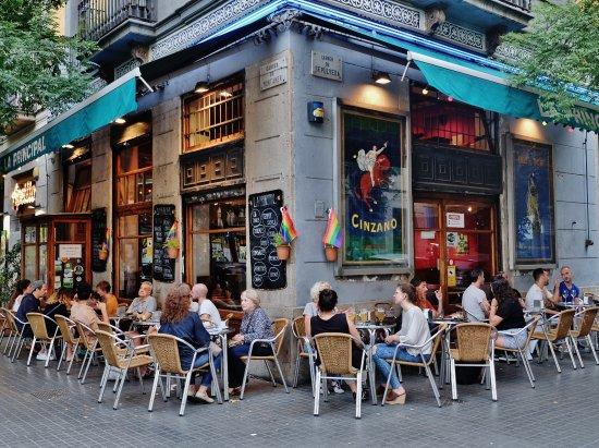 la principal barcelone carrer de sepulveda 186 sant antoni restaurant avis num ro de. Black Bedroom Furniture Sets. Home Design Ideas