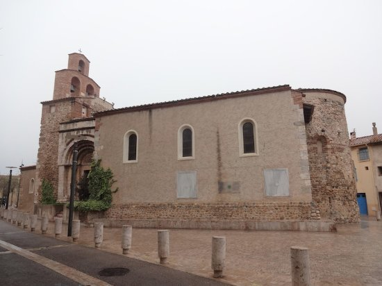 Eglise de l'Assomption de la Vierge.