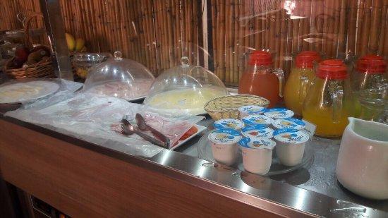 Casa Dominova Bed and Breakfast : café da manhã