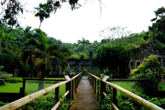 Le Carbet, Martinique : zoo