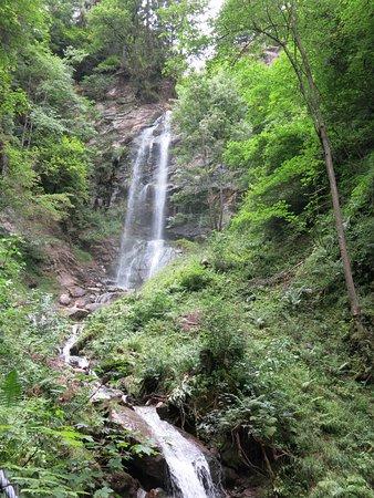 Sattendorf, Autriche : Wasserfall