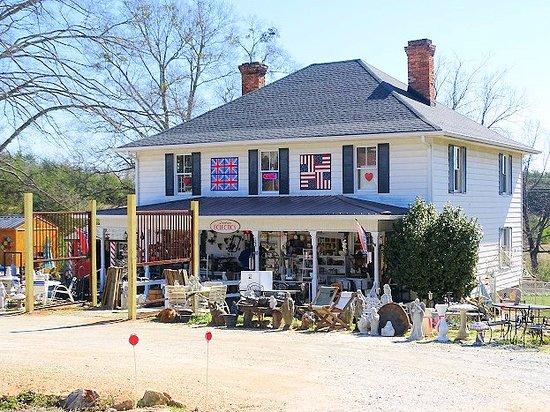 Landrum, Carolina Selatan: great old farm house