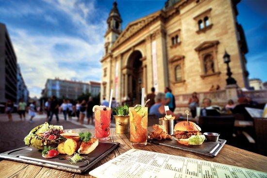 Platz, Budapest - District V / Inner City - Menu, Prices ...