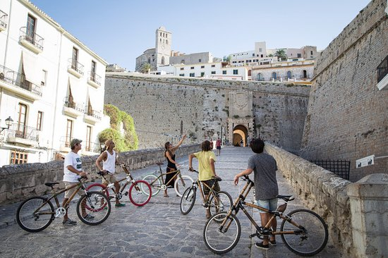 Bamboo Bike Tours Ibiza