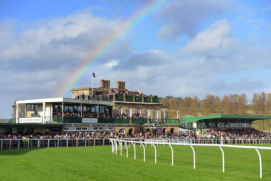"Kelso Races is the ""Pot of Gold"" in the Scottish Borders!"