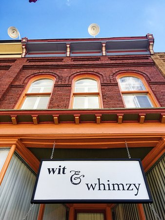 Wit & Whimzy
