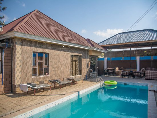 Pool - Picture of Lionsgate Hostel, Arusha - Tripadvisor
