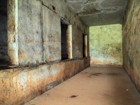 Idi Amin's Torture Chambers - Picture of Keefa Motor Tours, Kampala