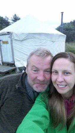 Portsalon, Ирландия: Happy campers!