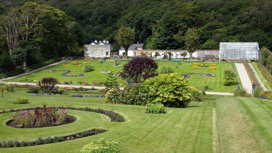 Kylemore Abbey & Victorian Walled Garden: Jardins