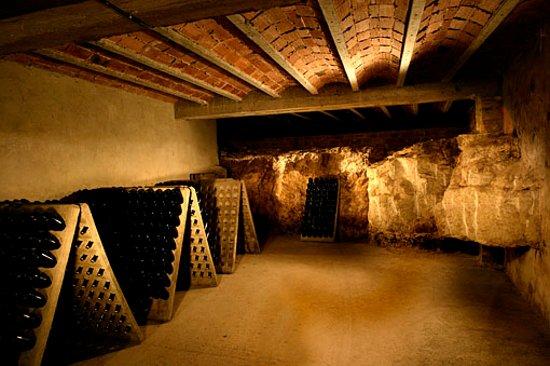 Субиратс, Испания: Interior de la bodega Olivé Batllori