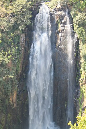 Nyahururu, Kenya : The Falls