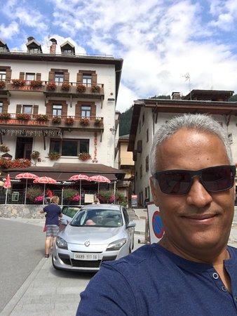Le Grand-Bornand, Frankrijk: Hotel La Pointe Percée