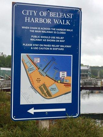 Belfast Harbor Walk