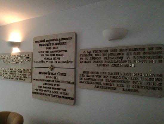 Trencin, Słowacja: description of the monument