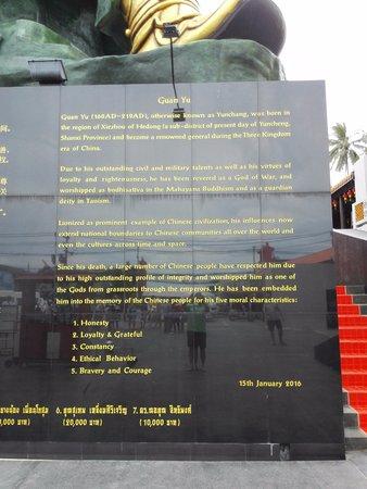 Maret, Thailand: Historical description.