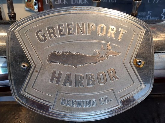Greenport Harbor Brewing Co.: Come on in!