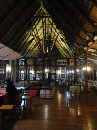 Karatu, Tanzania: Restaurant
