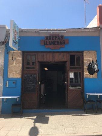 Arepas Llaneras