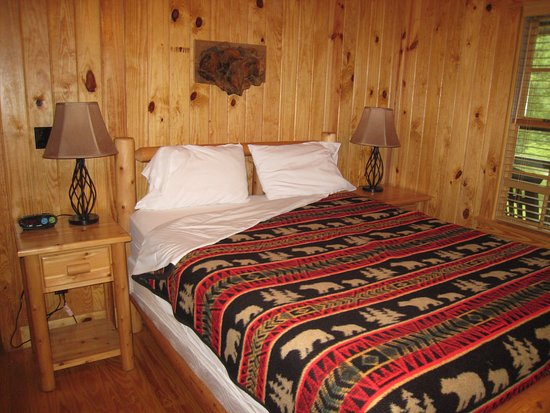 Review Of Table Rock State Park Cabins