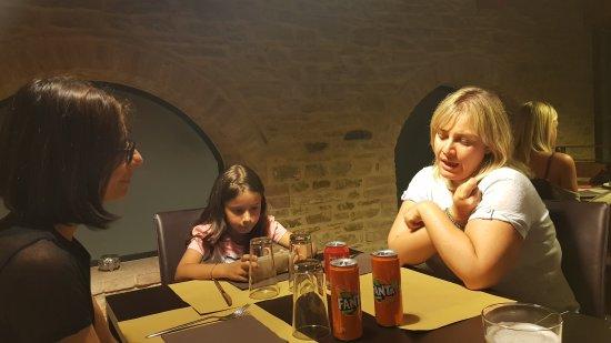 Sassocorvaro, Italy: La Cotta Birrificio Brasserie