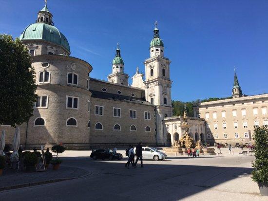 Altstadthotel Kasererbraeu: Mozart Plaza