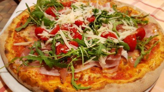 Bad Staffelstein, Deutschland: Pizza da Manu