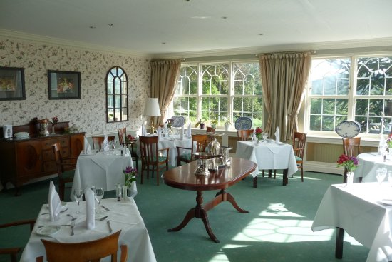 Near Sawrey, UK: Dinning/breakfast room