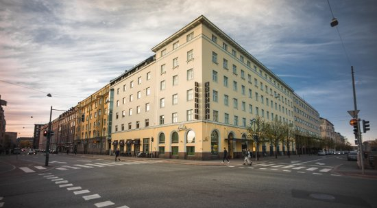 Hotel Helka is located on the centre of Helsinki