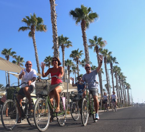 ‪Malaga Bike Tours & Rentals by Kay Farrell‬