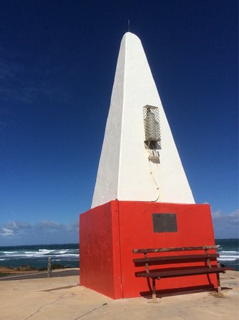 The Fishermen's Memorial Lookout and Obelisk