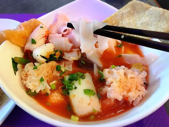 Best Place For Thai Food In Paris