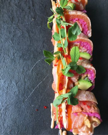 Sainte-Therese, Canada: L'Atelier Sushi
