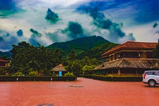 Banasura Island Retreat : Hotel Location