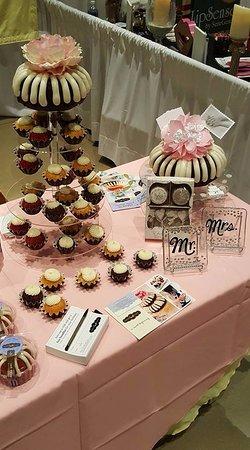 Nothing Bundt Cakes Wedding Show