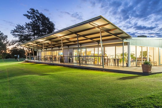 Waikerie, Australie : Newly renovated Clubhouse