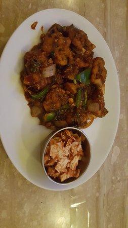 Regenta MPG Club Mahabaleshwar: Chef Special Garlic Chicken
