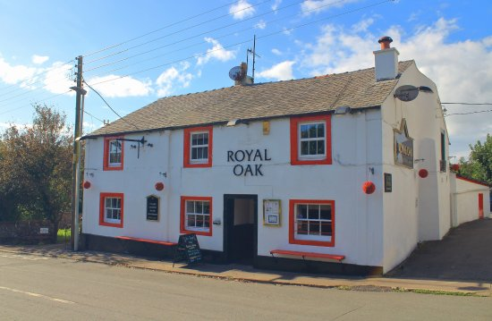 Beckermet, UK: The Royal Oak