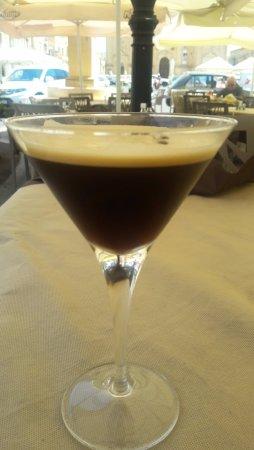 Xaghra, Malta: espresso martini