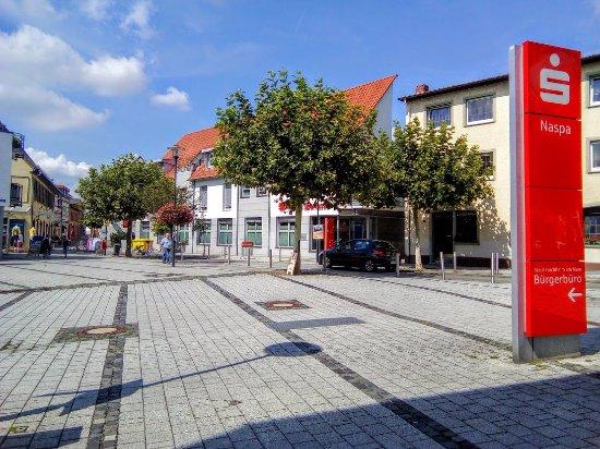 Hochheim am Main, Alemania: Frankfurter Straße