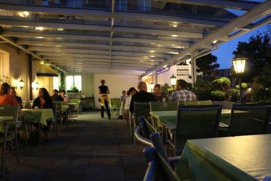 Liebefeld, Suiza: schöne Terrasse